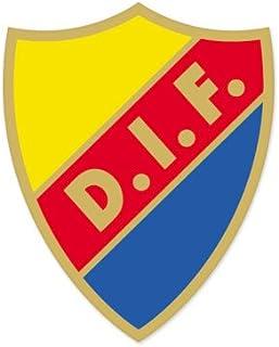 Djurgardens IF - Sweden Football Soccer Futbol - Car Sticker - 5