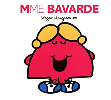 Madame Bavarde (Collection Monsieur Madame) (French Edition)