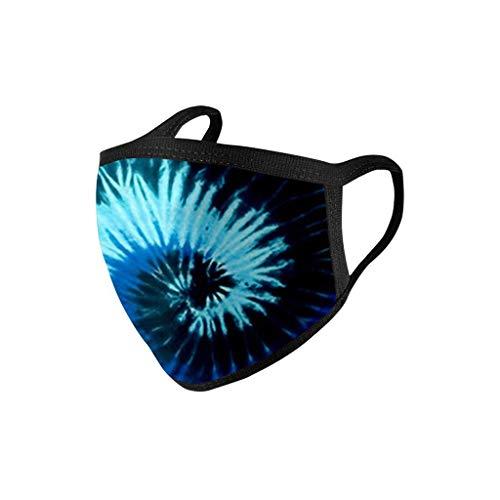 Jaysis Gedruckte Kinder Mundschutz Halstuch Tuch mit Mundschutz Sommer UV-Schutz Eine Vielzahl von Farben kann passend gewählt Werden