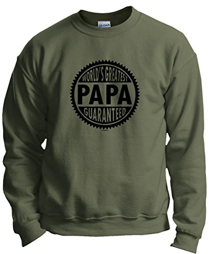Best Papa Sweatshirt