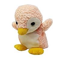 ハンドパペット ペンギン ピンク