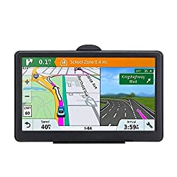 cheap 7-inch GPS navigation for cars 2020 Map of America For free map updates in life …
