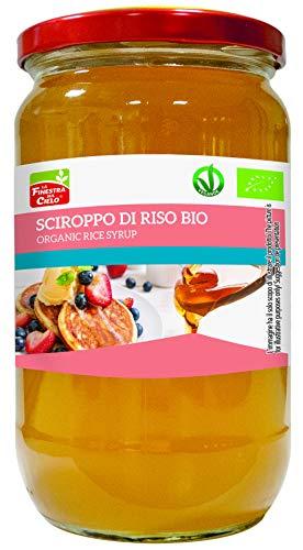 ijsalut - sirope arroz bio 900ml la finestra 900gr