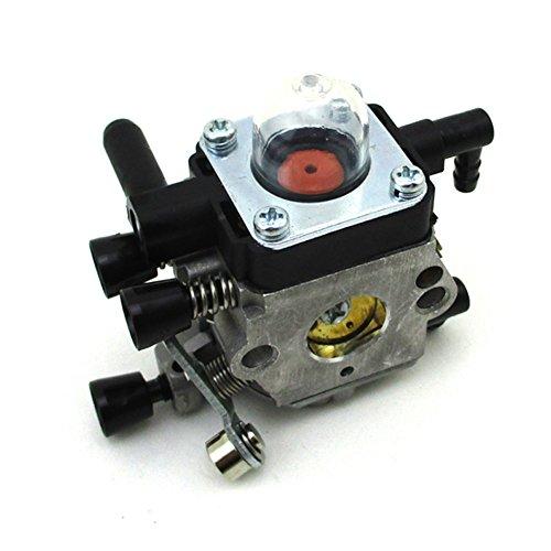 TC-Motor Carburetor For Stihl MM55 MM55C Tiller 4601-120-0600 Zama C1Q-S202 C1Q-S202A