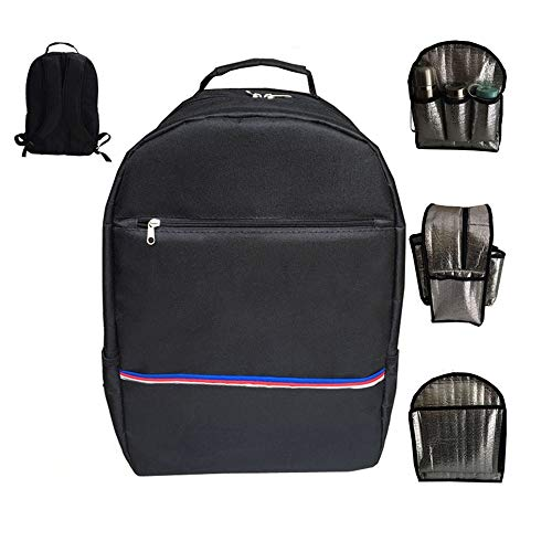 AYXN Outdoor-Picknick-Tasche, Großer Isolationsrucksack, Dicke Umhängetasche, Eisbeutel, Eisbeutel-Picknicktasche, Frisch Haltende Kühlbeutel Wasserdichte Lunchpaket