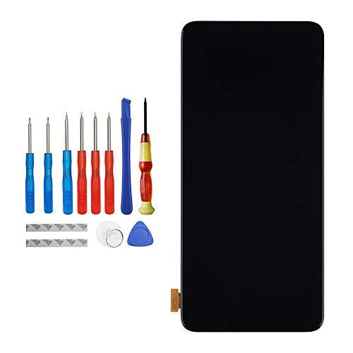 Vvsialeek Pantalla LCD compatible con Blackview A80 Negro Pantalla táctil LCD con kit de herramientas ✅