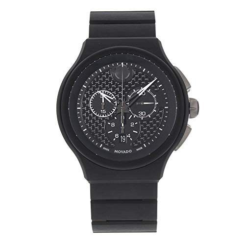 Movado Parlee 0606929 - Reloj de Cuarzo para Hombre (Certificado prepropietario)