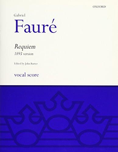 Requiem (1893 version) (Classic Choral Works)