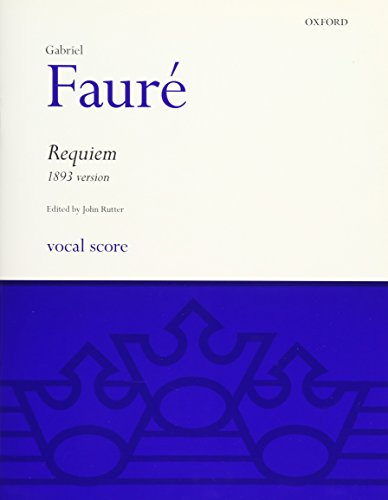 Requiem (1893 version) (Classic Choral Works)