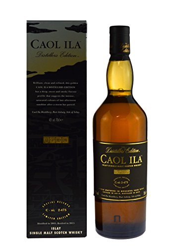 Caol Ila Distillers Edition 2015/2003 Islay Single Malt Whisky 43% 0,7l Flasche
