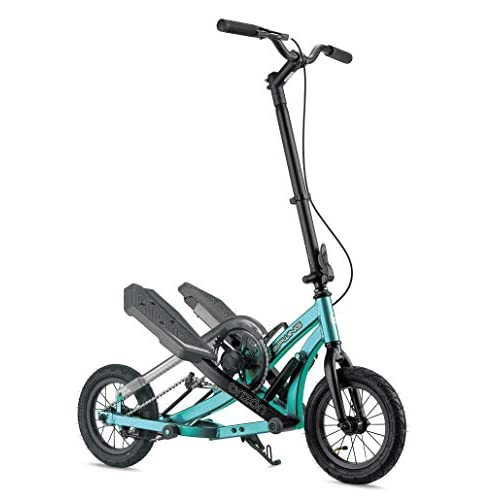 BRIZON Stepwing G1 - La bicicletta passo-passo più leggera, solo 11 kg!, Blu