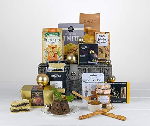Christmas Hampers - Christmas Joy Gift Basket