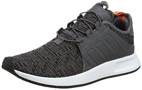 adidas adidas Herren X_PLR BY9257 Sneaker, Grau (Grey Five/Grey Five/Footwear White), 40 2/3 EU