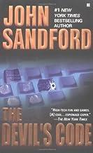 The Devils Code by Sandford, John [Berkley,2001] (Mass Market Paperback)
