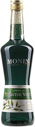Monin Menta Verde Licor - 700 ml