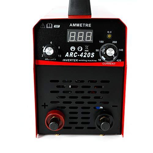 ARC Inverter Welder - Soldadora eléctrica portátil con inversor de soldadura, máquina...