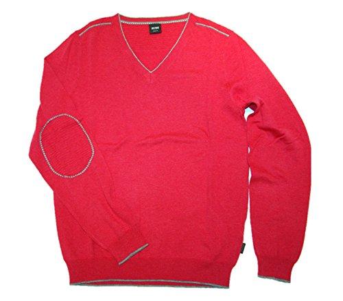 BOSS Black Pull à tricoter Gary Rose 667 - Rose - S