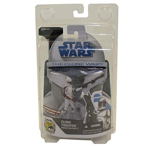 Star Wars Clone Wars: Clone Trooper Senate Security Figure SDCC Exclusive