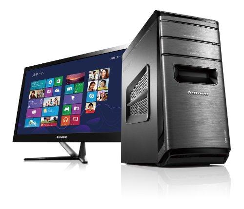IdeaCentre K450 (Core i7-4770/Win8/8GB/1TB/NVIDIA GeForce GTX660/23型ワイドLED液晶) 57315637