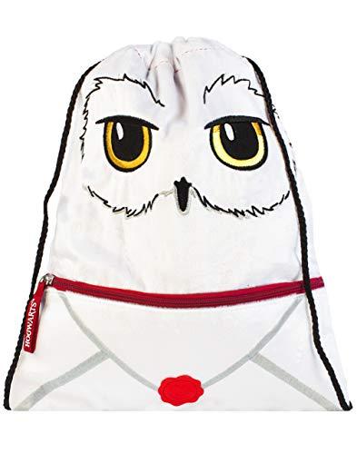 Bolso de entrenamiento Harry Potter Hedwig Owl Delivery Plush