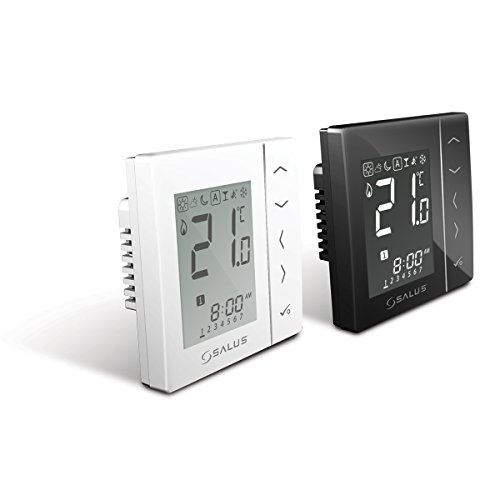 Digitales Thermostat mit Nachtabsenkung Salus VS30W