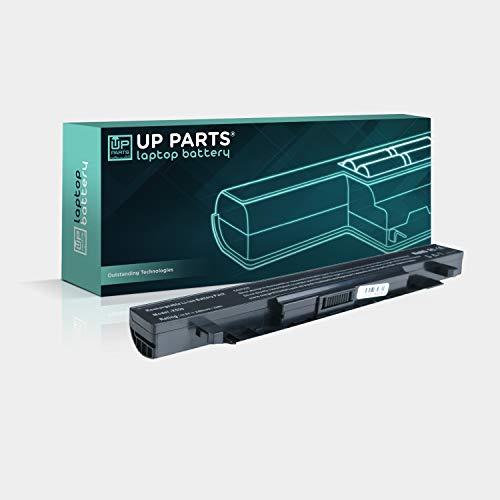 UP PARTS® Marchio e Azienda Italiana UP-H-U0550 Serie Gold - Batteria Asus F550C 2600 mAh 38 Wh 14.8V compatibile con A41-X550A, ASUS A450, ASUS A550, ASUS X550