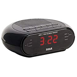RCA Dual Wake Clock Radio