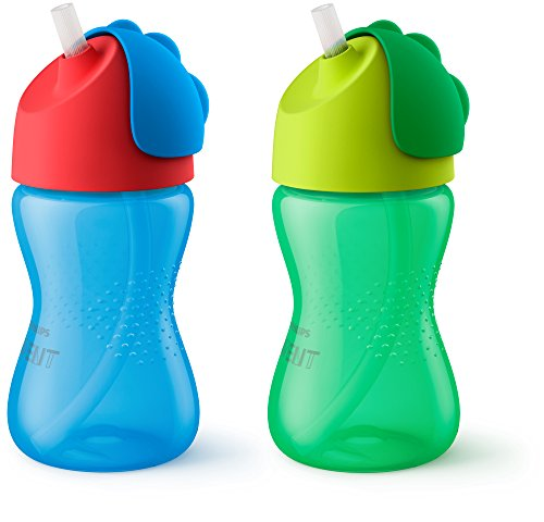 commercial Philips Avent My Bendis Straw Cup 10oz 2pcs baby sippy cups