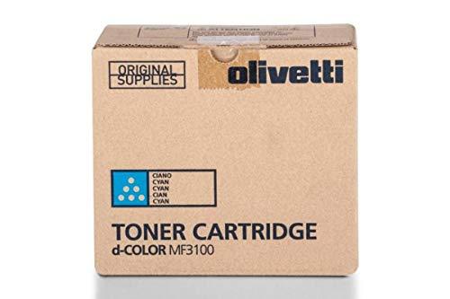 Olivetti Original–Olivetti d-Color MF 3100(B1136)–Toner Cian–4.700Páginas