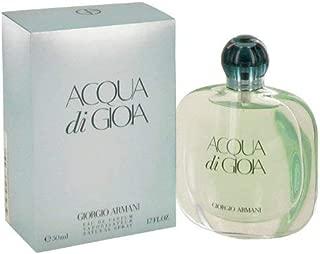 Acqua Di Gioia by Giorgio Armani Women's Eau De Parfum Spray 1.7 oz - 100% Authentic