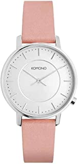 Komono Women's W4107 Watch Pink