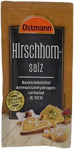 Ostmann Hirschhornsalz, 15 g