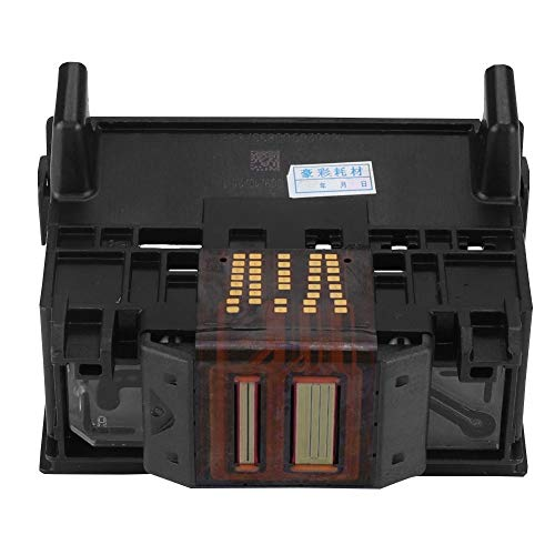 ASHATA Druckkopf Printhead Kit,Tragbar Druckkopf Kits Tintendruckkopf,Geeignet für Tintenpatronen HP 920 6000 6500 6500A 6500AE 7000 7500A B109 B209A Drucker Schwarz