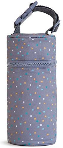 Kenley Isoliertasche für Babyflaschen - Baby Flaschen Wärmer oder Kühltasche - Thermo Tasche für Muttermilch & Babynahrung - passend für 300ml Milchflaschen Medela, Philips Avent, MAM, NUK, Lansinoh