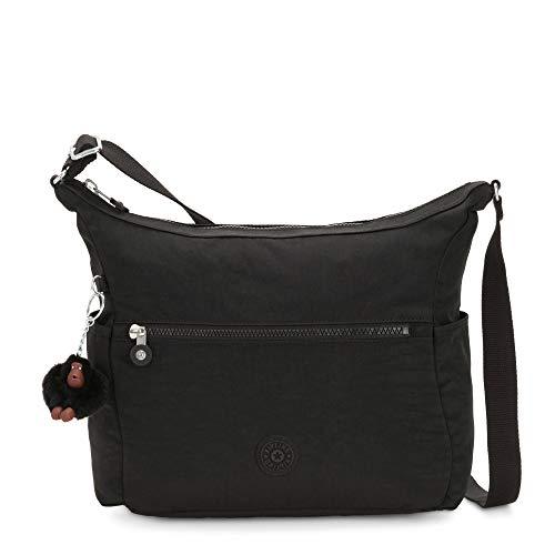 Kipling Alenya Crossbody Bag Black Tonal