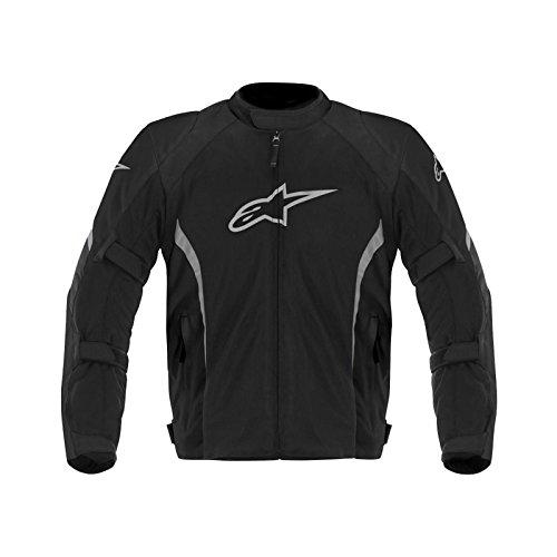 Alpinestars Chaqueta moto Ast Air Textile Negro, Negro, XXL