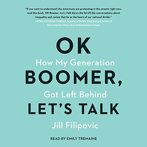 OK Boomer, Let's Talk cover art