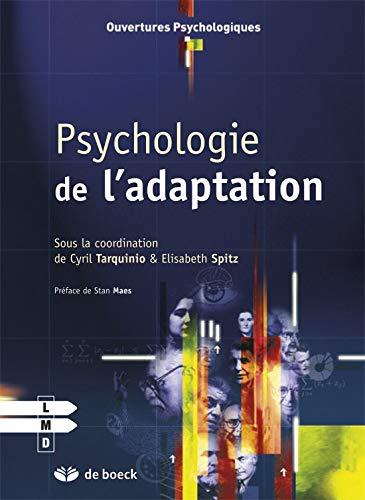 Psychologie de l'adaptation