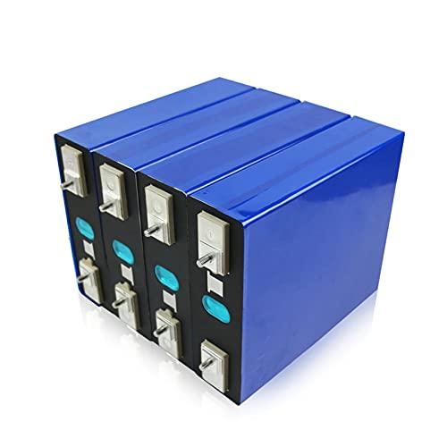 ZOOMLOFT Nueva Batería De 3.2V 200AH LIFEPO4, Paquete De Baterías Recargables De 12V 200Ah, para El Sistema De Almacenamiento De Energía Solar RV