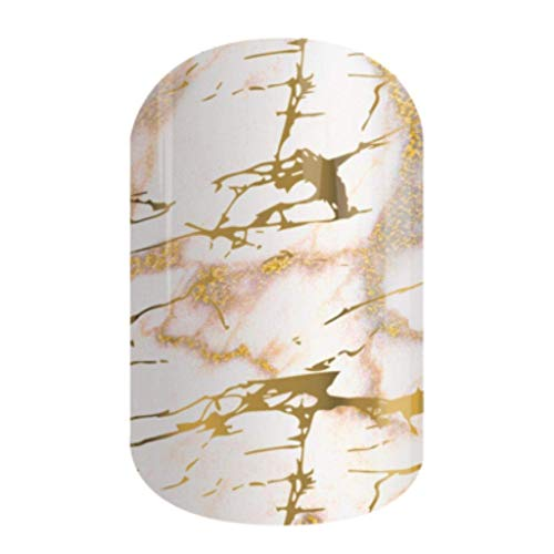 MARBLE ME - Jamberry Nail Wraps - Full Sheet - Fun & Trendy Nail Art Stickers