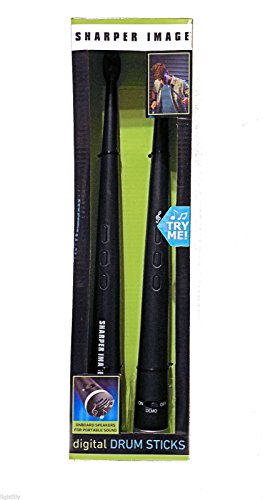 Sharper Image Digital Drum Sticks