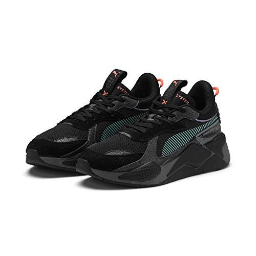PUMA RS-X BLADERUNNER Low Boot Sneaker Schwarz-Asphalt
