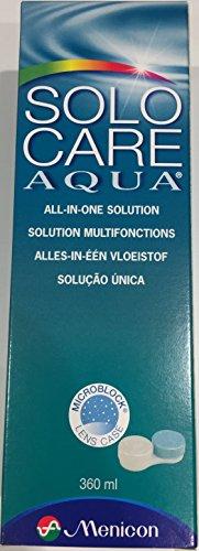 SoloCare Aqua Solução 4x360ml