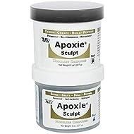 Aves Apoxie Sculpt - 2 Part Modeling Compound (A & B) - 1 Pound, Natural