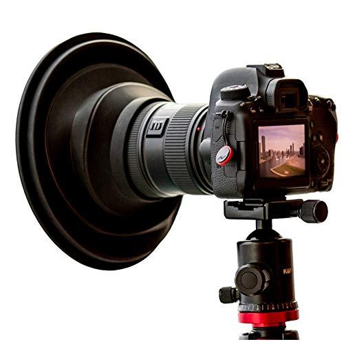 Original ULHgo Ultimate Lens Hood – Gegenlichtblende – Objektivhaube – DSLR Kamera Objektiv...