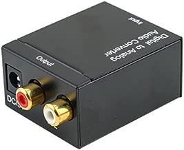 Conector macho a conector macho Cable de audio /óptico digital TosLink SPDIF 5m Valueline VLAP25000B50