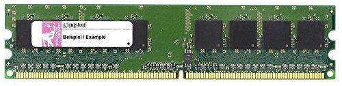 Kingston 1GB ValueRAM DDR2 Desktop RAM PC2-6400U 800MHz CL5 DIMM KVR800D2N5/1G
