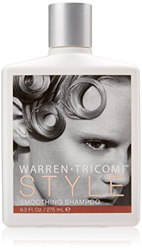 Warren Tricomi Style Smoothing Shampoo, 9.3 Ounce