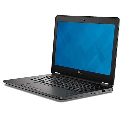 Notebook Latitude E7270 dell intel Core i5-6300U 2.4 ghz, RAM 8Gb SSD 128Gb, 12.5  Microsoft Windows 10 Professional (Ricondizionato)