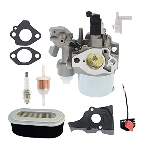 Carburetor for Subaru Robin EX17 EX17D EX170 EX170D SP170 SP17 EX13 Pressure Washer Lawn Mower Engine with 20A-32902-01 Insulator 277-32611-07 Air Filter Kit